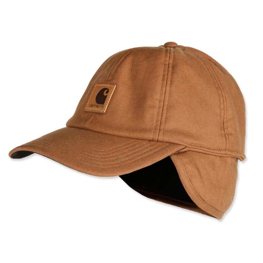 Ear Flap Bruin Cap