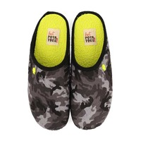 Haines Camouflage Pantoffels Heren