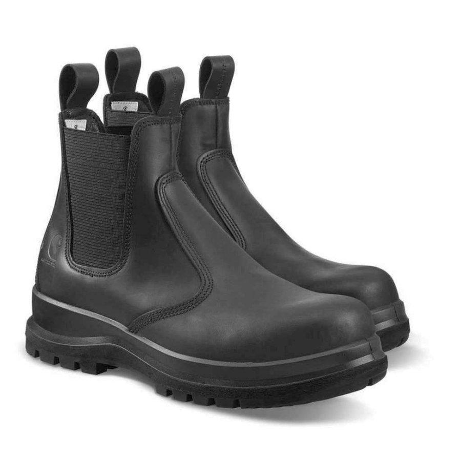 Chelsea Boot S3 Zwart Werkschoenen