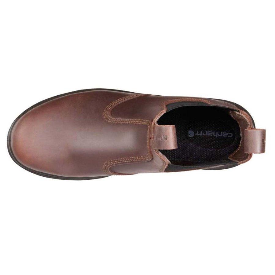 Chelsea Boot S3 Bruin Werkschoenen