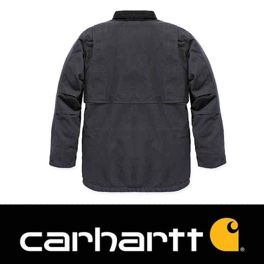 Full Swing Traditional Coat Zwart Werkjas Heren