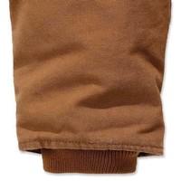 Full Swing Traditional Coat Bruin Werkjas Heren