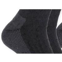 Cold Weather Thermal Zwart 2 Paar Sokken Heren