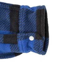 Portland Royal Blue Thermojas Heren