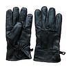 ClassicLederen Handschoenen Zwart