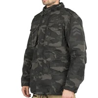 M-65 Giant Dark Camo Winterjas Heren