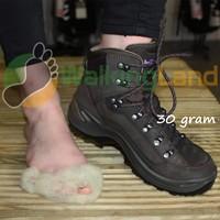 Bighorn 4201 Bruin Gezondheidsslippers Dames