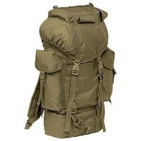 Brandit Combat Backpack Olive 65 Liter Rugzak