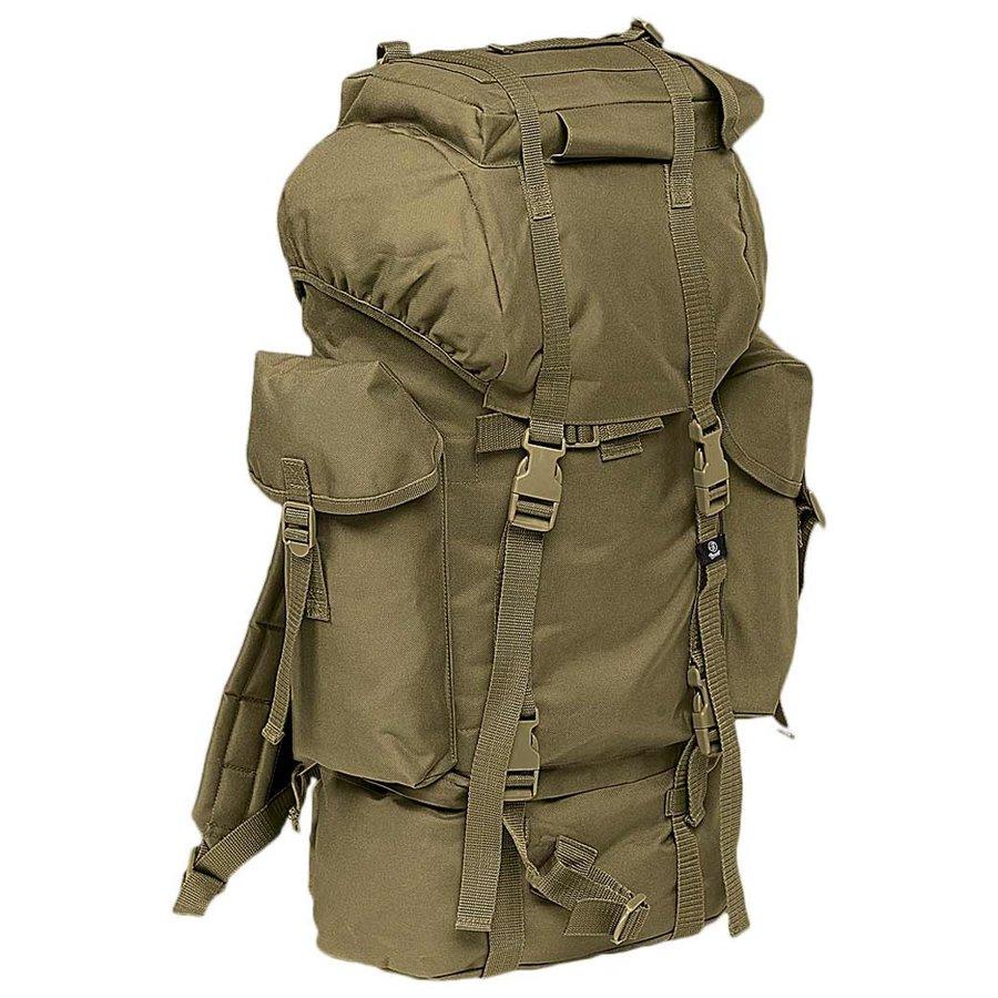 Combat Backpack Olive 65 Liter Rugzak