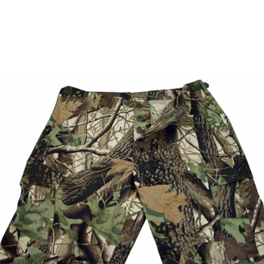 US Hunting Camo Combat Broek BDU Heren