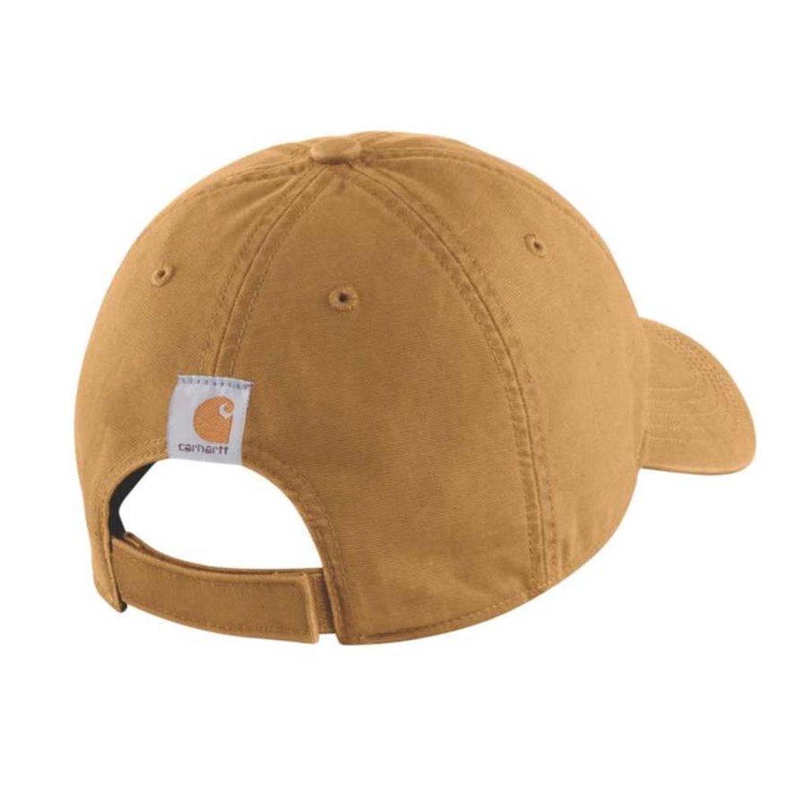 Odessa Graphic Brown Cap Dames