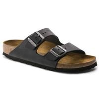 Arizona Habana Oiled Black Slippers Heren