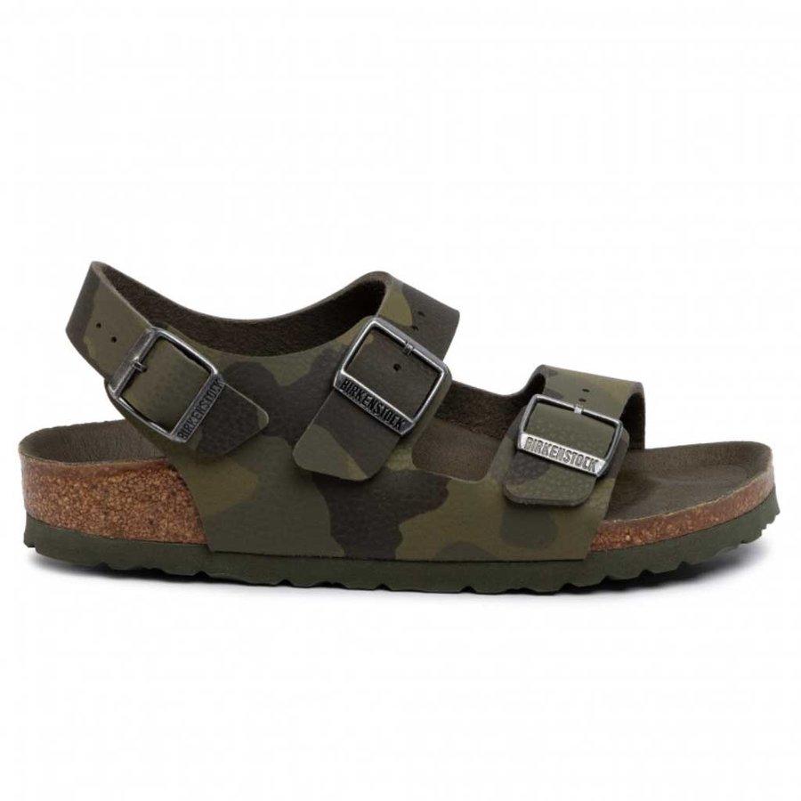 Milano Desert Soil Camouflage Slippers Kids