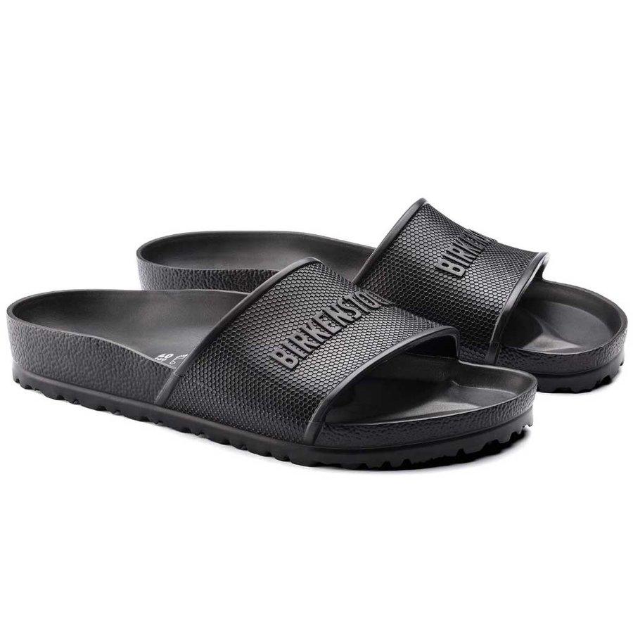 Barbados Zwart Slippers Uniseks