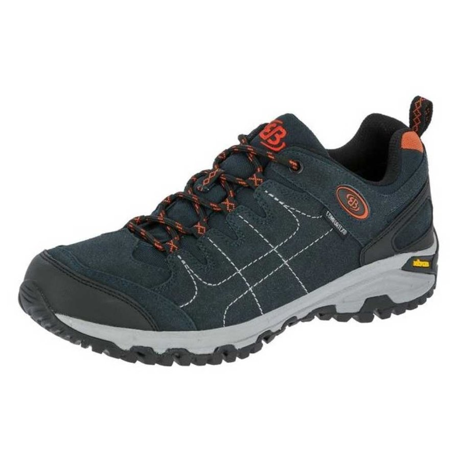 Mount Shasta Low Marine Orange Wandelschoenen Heren