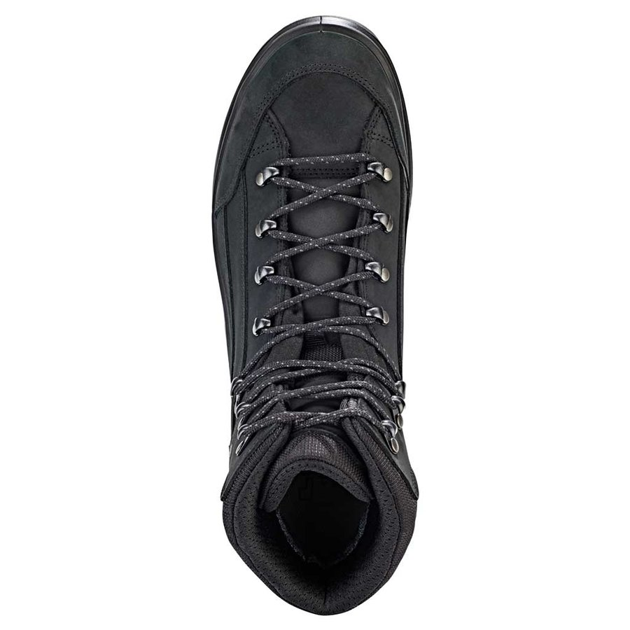 Renegade GTX Mid Wide Deep Black Wandelschoenen Heren