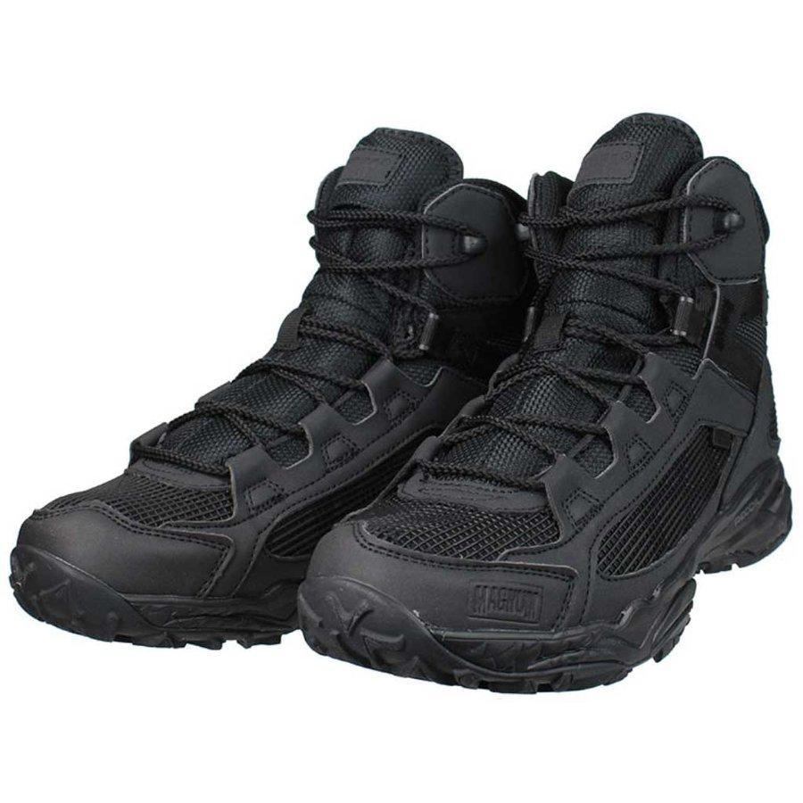 Opus Assault Tactical 5.0 Zwart Werkschoenen