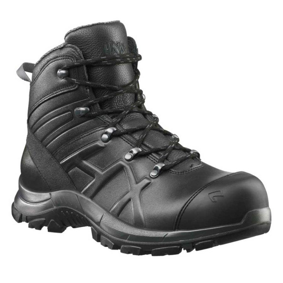 Black Eagle 56 S3 Zwart Werkschoenen Uniseks