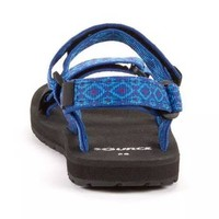 Classic Lady Midnight Blue Sandalen Dames