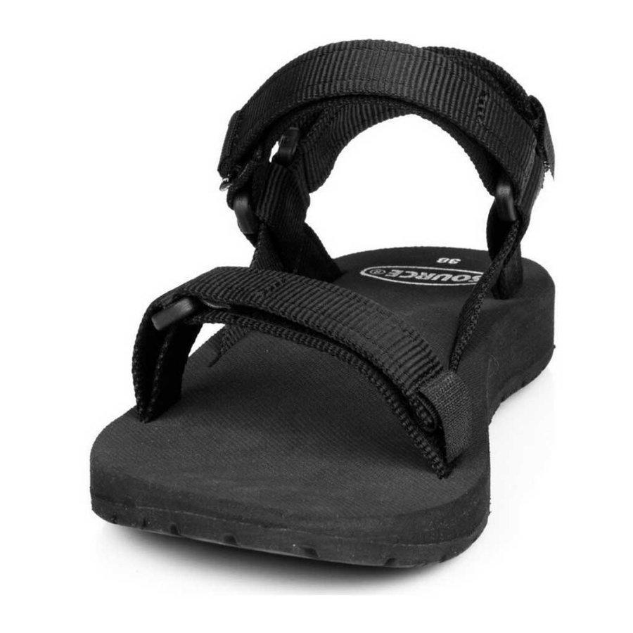 Gobi Zwart Sandalen Heren