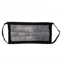 Bundel 5 Stuks Mondmaskers - Mondkapjes Wasbaar 60 graden Zwart