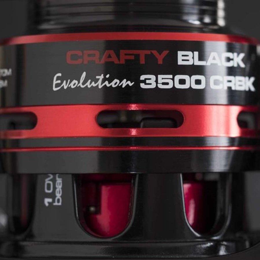 Crafty Black Evolution 4000 Spinmolen