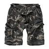 Brandit BDU Ripstop Dark Camo Shorts Heren