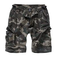 BDU Ripstop Dark Camo Shorts Heren