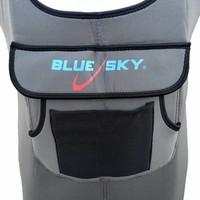 Blue Sky Neopreen 5mm Grijs Waadpak