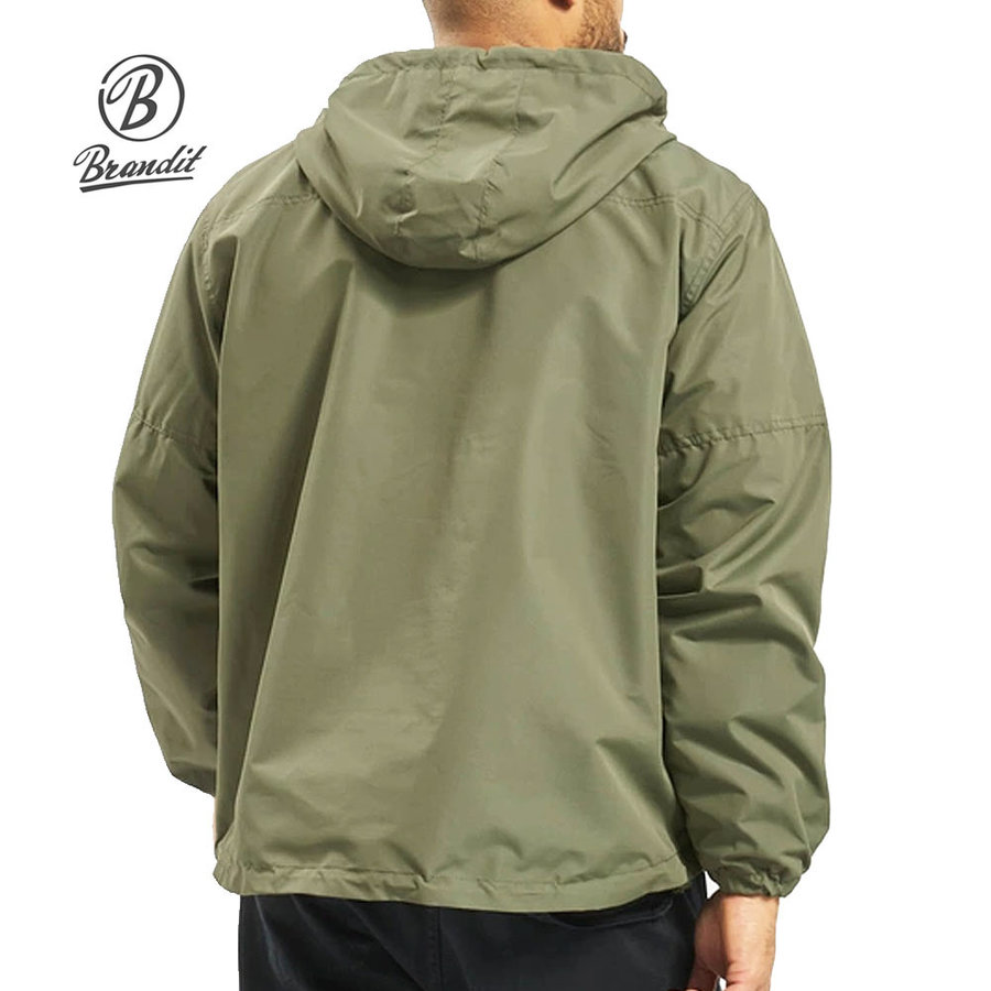 Summer Olive Windbreaker Heren