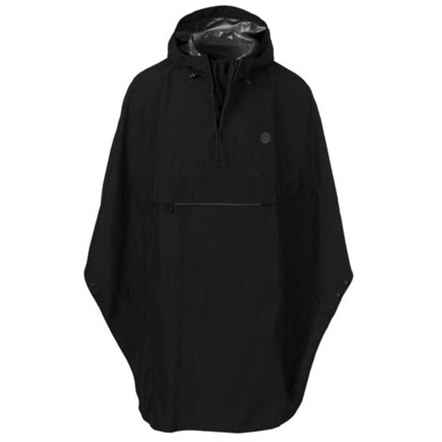 Grant Essential Zwart Regenponcho