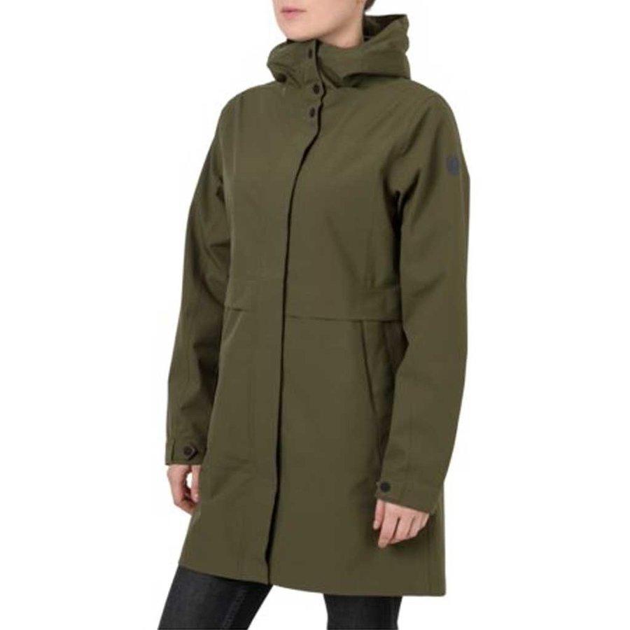 Urban Outdoor 2.5L Army Green Regenjas Dames