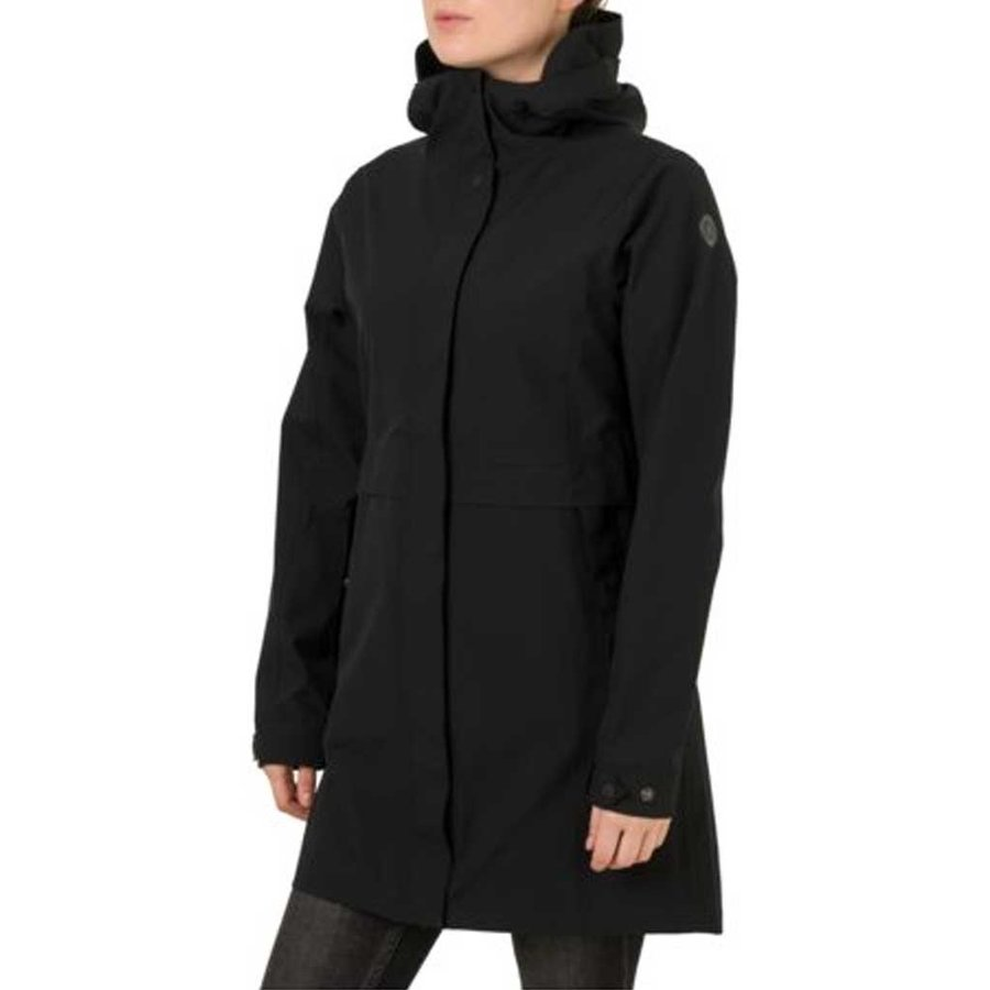 Urban Outdoor 2.5L Zwart Regenjas Dames