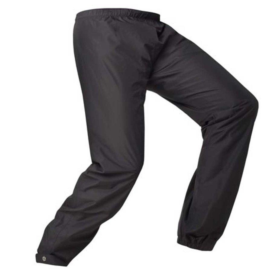 Go Essential Zwart Regenbroek