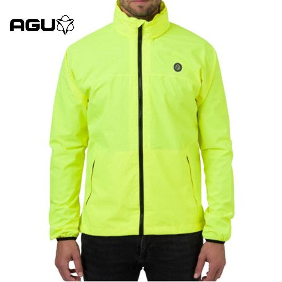 Go Essential Neon Geel Regenjas