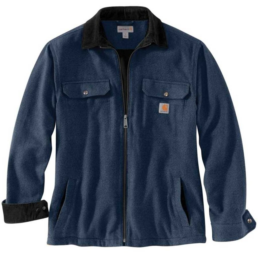 Pawnee Zip Shirt Twilight Jacket Heren