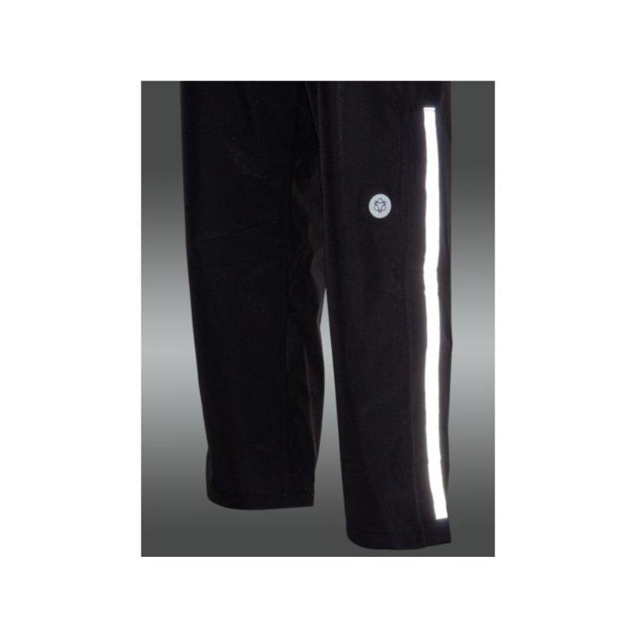 Comfort II Zwart Regenbroek
