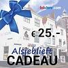 BD Store ONLINE Cadeaubon 25.00
