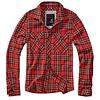Brandit Check Shirt Tartan Flanel Overhemd Heren