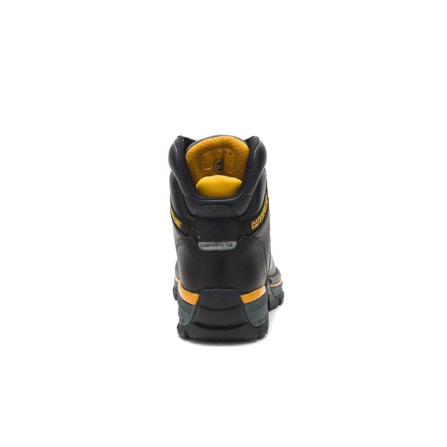Excavator LT  P724651  S3 HRO Zwart Werkschoenen