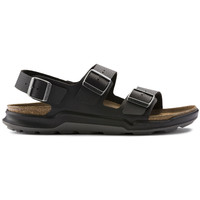 Milano CT Desert Soil Black Sandalen Heren