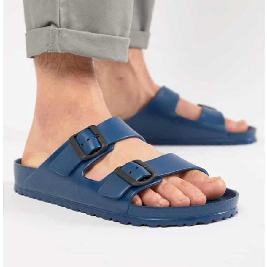 Arizona Regular EVA Navy Slippers Heren