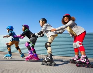 skates - skeelers