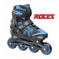 Jokey 3.0 Zwart Blauw Verstelbaar Inline Skates
