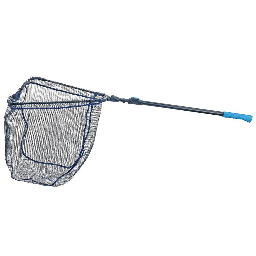 DLX Rubber Coated 55x55x190cm Folding Net