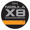 HTO Nebula X8 Orange Braid 150m Vislijn