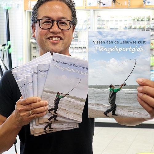 Hengelsportgids 2021: Vissen aan de Zeeuwse kust