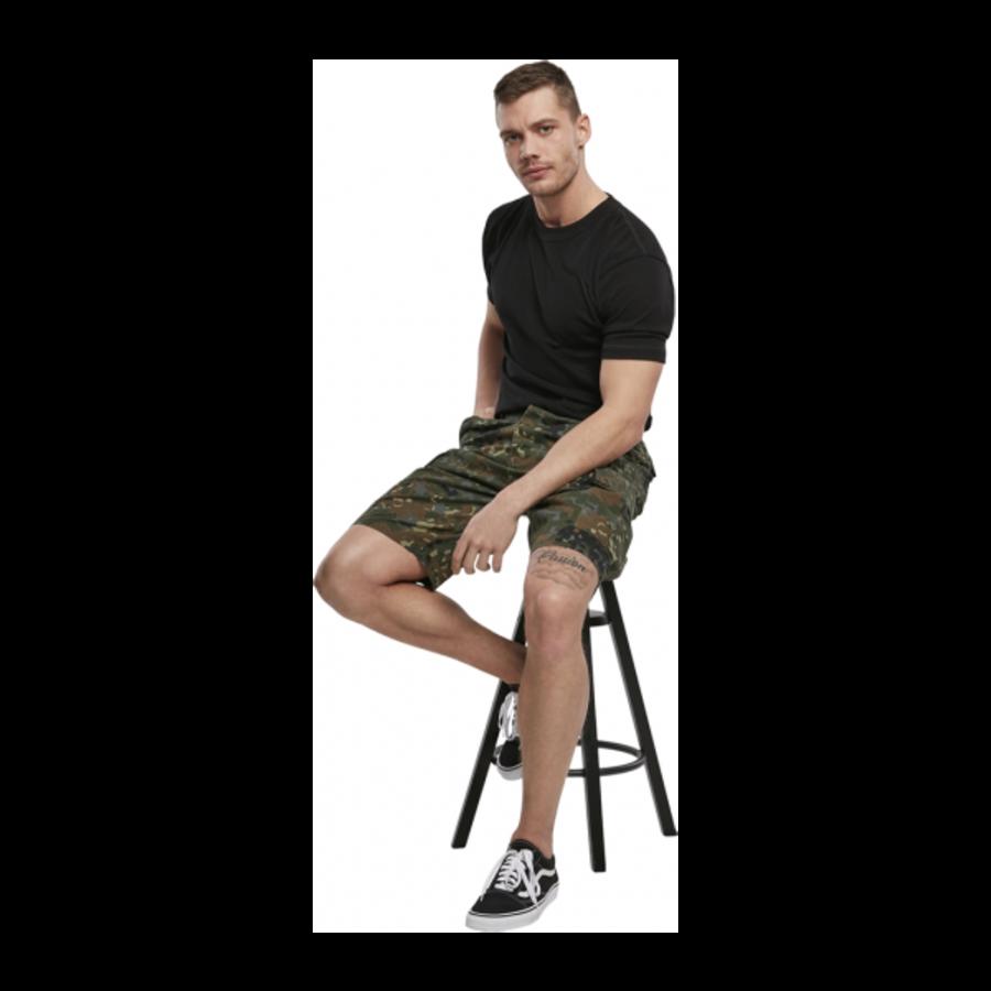 BDU Ripstop Flecktarn Shorts Heren