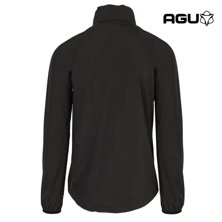 Go Essential Zwart Regenjas
