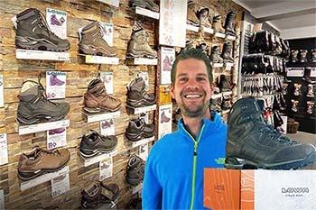 Wandelschoenen - BD Store Middelburg